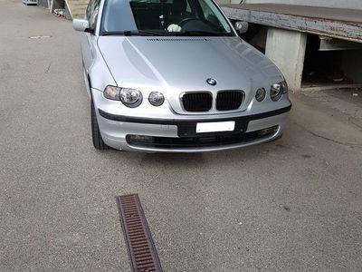gebraucht BMW 318 Compact 3er ti