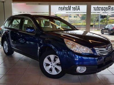 gebraucht Subaru Outback 3.6R Executive AWD Automatic