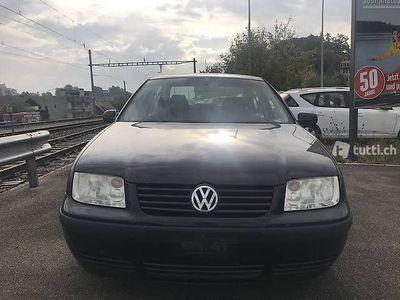 gebraucht VW Bora 2.0 Basis