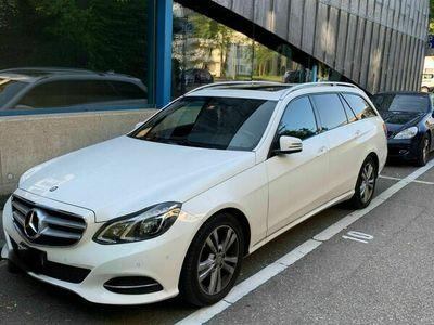 gebraucht Mercedes E220 A-KlasseBlue TEC Avantgarde (Kombi)