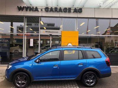gebraucht Dacia Logan MCV 0.9 Stepway Unlimited Automatic