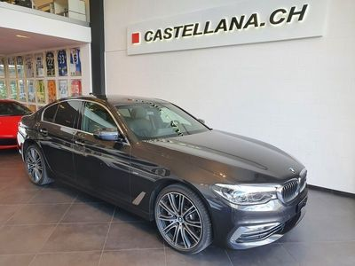 gebraucht BMW 530 i xDrive Luxury Line Steptronic
