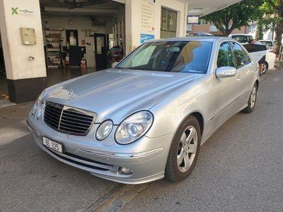 gebraucht Mercedes E320 CDI Avantgarde Automatic