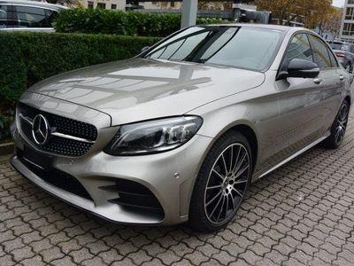 gebraucht Mercedes 220 C-Klasse CSwissStar 4M AMG L