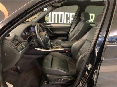 gebraucht BMW X3 xDrive 35i Steptronic