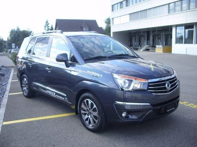 gebraucht Ssangyong Rodius SV220 e-XDi Turismo 4WD Automatic