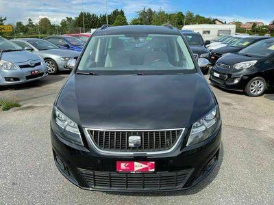 gebraucht Seat Alhambra 2.0 TDI E_Ecomotive Style Viva