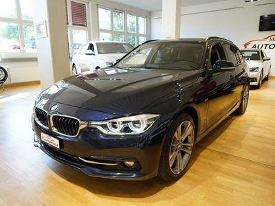 gebraucht BMW 330 i xDrive Touring Sport Line Steptronic