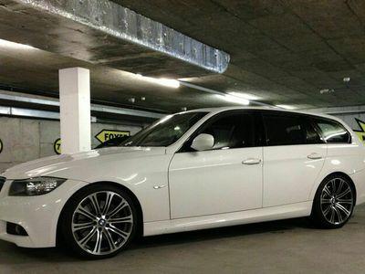 gebraucht BMW 330 3er D Touring LCI mit M-Sportpaket