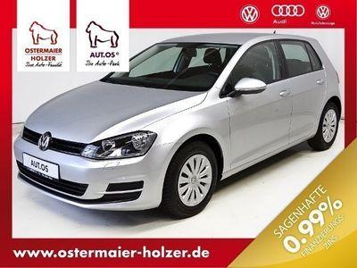 gebraucht VW Golf VII Trendline 1.2TSI 110PS NAVI CAR-NET SIT