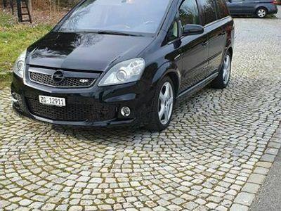 gebraucht Opel Zafira Zafira OPCOPC