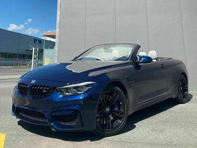 gebraucht BMW M4 Cabriolet 4erCompetition DKG
