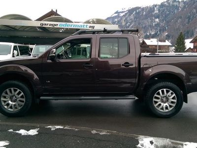 gebraucht Nissan Navara V6 Double Cab LE 3.0 dCi 4WD Automat