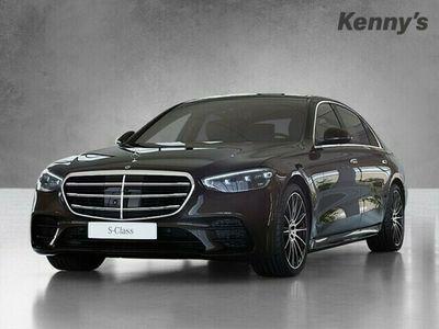 gebraucht Mercedes S400 d AMG Line 4matic lang