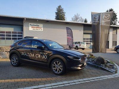 gebraucht Mazda CX-30 SKYACTIV-G M Hybrid 122 Revolution AWD Automat