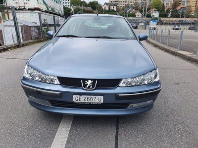 gebraucht Peugeot 406 Break ColorEd.2.0 16V