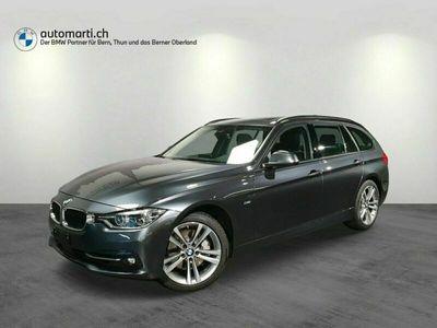 gebraucht BMW 335 3er d xDrive Touring Sport