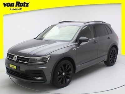gebraucht VW Tiguan 2.0 TSI R-Line Black Style 4Motion