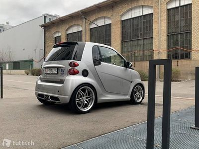 gebraucht Smart ForTwo Coupé Brabus