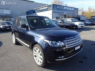 gebraucht Land Rover Range Rover Range 4.4 SDV8 Vogue Aut...