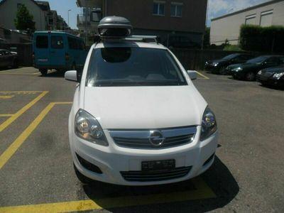 gebraucht Opel Zafira 1.8 16V Anniversary