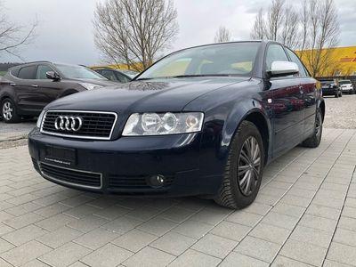 gebraucht Audi A4 2.0 FSI