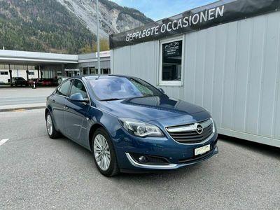 gebraucht Opel Insignia 2.0 Turbo Cosmo 4WD Automatic