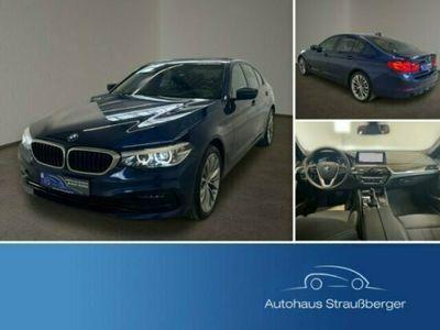 gebraucht BMW 520 d Lim. LED HuD HiFi Ahk LC Prof. NP: 70.000€