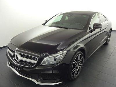 gebraucht Mercedes CLS500 4Matic