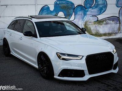 gebraucht Audi RS6 4.0 TFSI Quattro Facelift Capristo