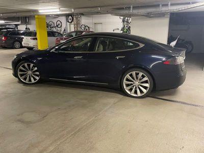 gebraucht Tesla Model S Model S Schöner gepflegter