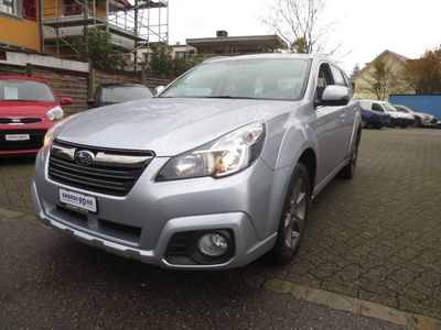 gebraucht Subaru Outback 2.5i Swiss Classic AWD Lineartronic