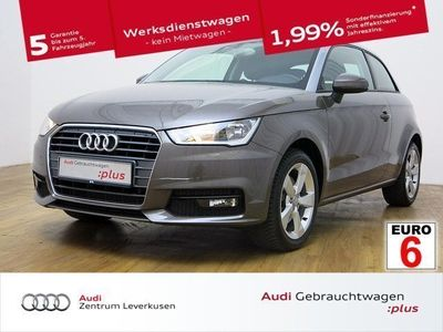 gebraucht Audi A1 sport 1.4 TFSI NAVI SHZ PDC KLIMA 1.99% EFF*