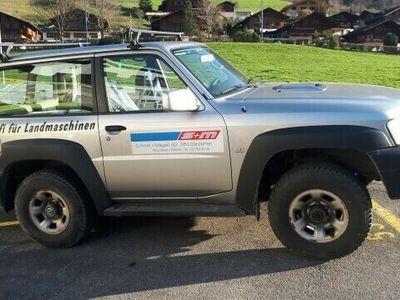 gebraucht Nissan Patrol 3.0 Di XE Hardtop