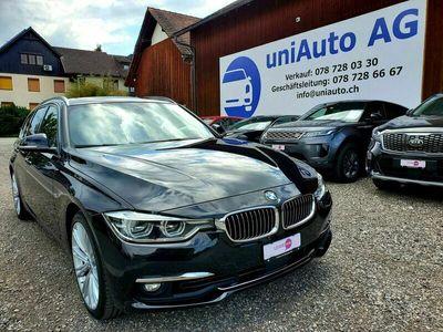 gebraucht BMW 340 3er i xDrive Touring Luxury Line Steptronic