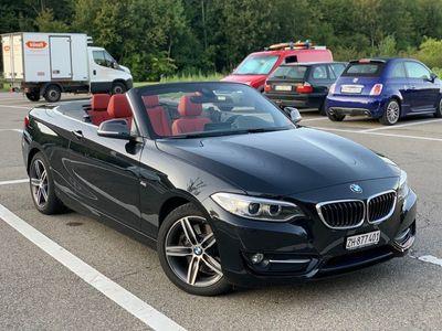 gebraucht BMW 228 2er i Sport line