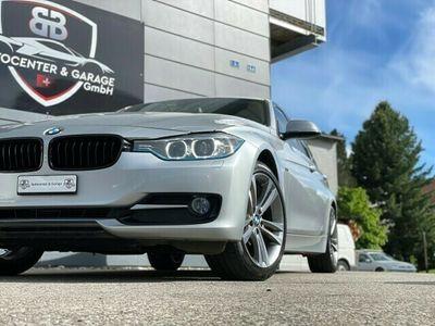 gebraucht BMW 320  d Sport Line Steptronic