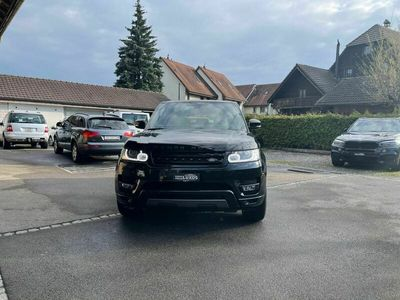 gebraucht Land Rover Range Rover Sport 28.12.2016 bj 110000 km