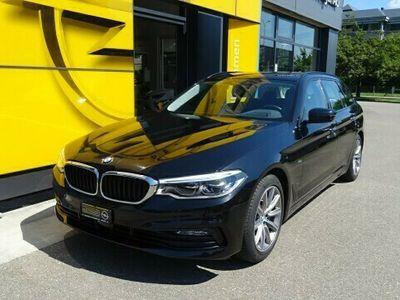 gebraucht BMW 530 5er d xDrive SAG Touring