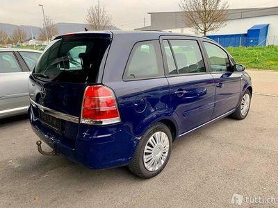 gebraucht Opel Zafira 1.9 CDTI 150 Enjoy frisch ab MFK und ab Service