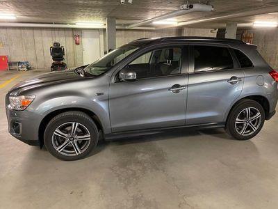 gebraucht Mitsubishi ASX 1.8 DID Sport 4WD