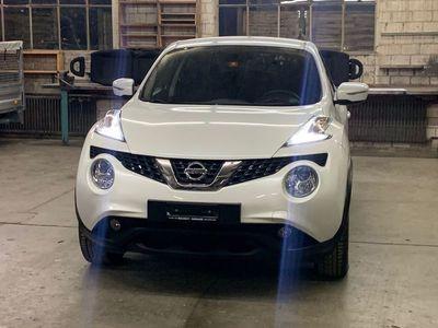 gebraucht Nissan Juke Automat