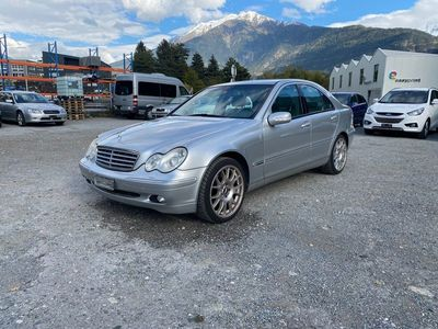 gebraucht Mercedes C270 C-KlasseCDI
