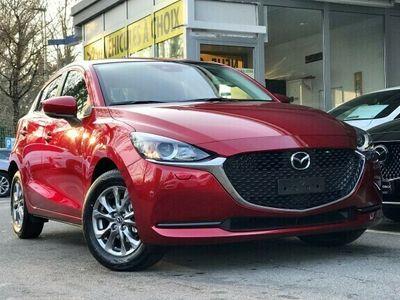 gebraucht Mazda 2 SKYACTIV-G 90 Ambition Plus Automat