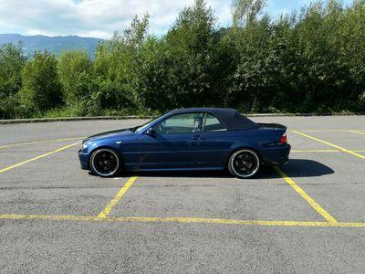 gebraucht BMW 330 Cabriolet 3er e46 ci M-Paket (Preisverhandelbar)