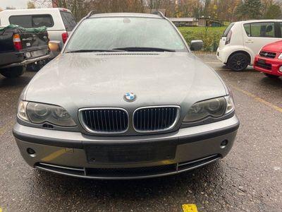 gebraucht BMW 330 3er xi Touring (Kombi)