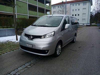 gebraucht Nissan Evalia NV200 FamilienautoTekna - Vollausstattung