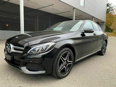 gebraucht Mercedes C250 d Swiss Star 4Matic 9G-Tronic
