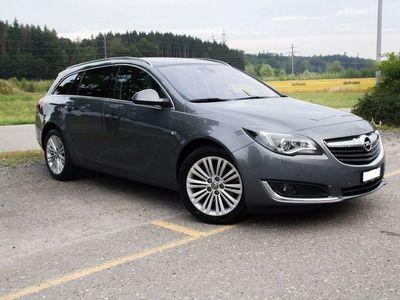 gebraucht Opel Insignia Sports Tourer 2.0 CDTI Cosmo 4WD Aut.