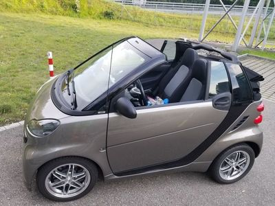 gebraucht Smart ForTwo Cabrio 800 cdi 45 Passion